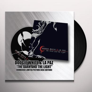 Doogie White & La Paz DARK & THE LIGHT Vinyl Record - Limited Edition, Picture Disc