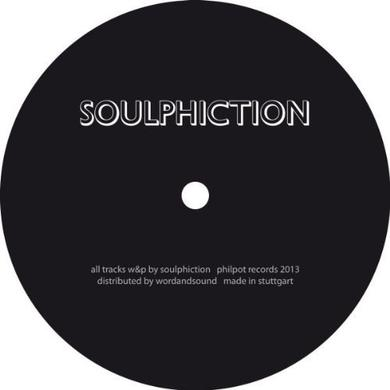 Soulphiction LIVE JAMZ 1 Vinyl Record