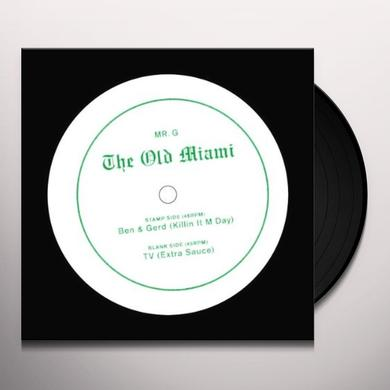 Mr. G OLD MIAMI Vinyl Record