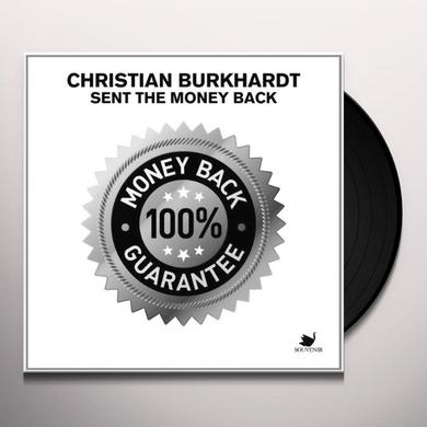 Christian Burkhardt SENT THE MONEY BACK Vinyl Record