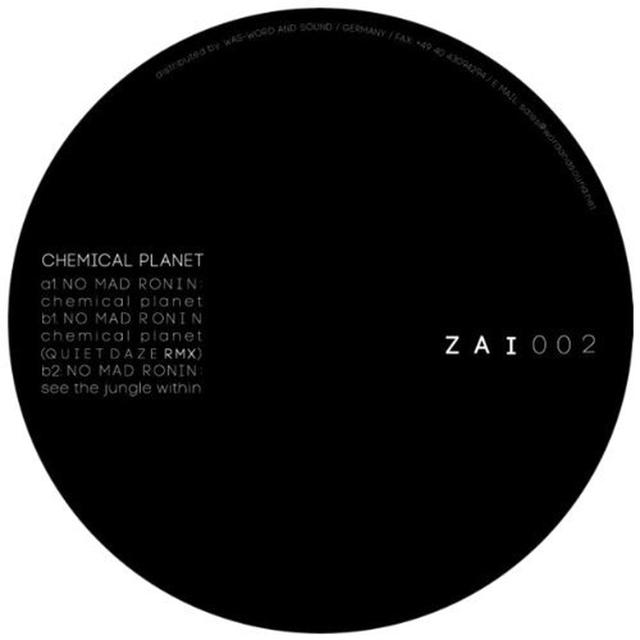 No Mad Ronin CHEMICAL PLANET Vinyl Record