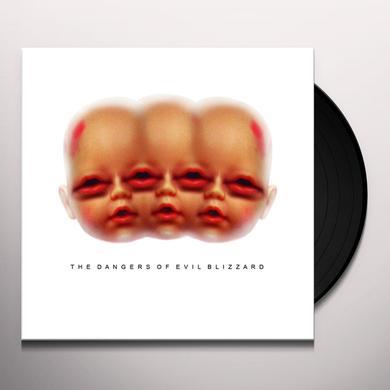 DANGERS OF EVIL BLIZZARD Vinyl Record