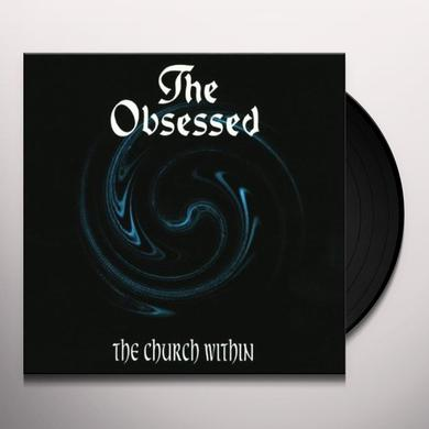 Obsessed CHURCH WITHIN Vinyl Record