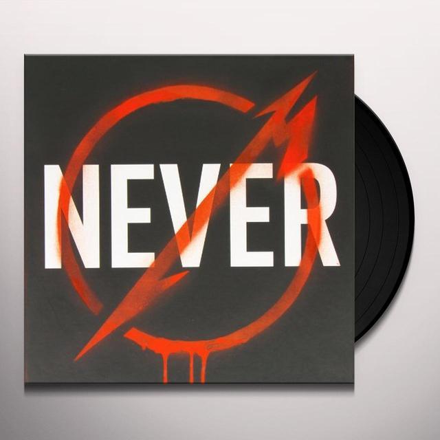 METALLICA THROUGH THE NEVER 45 RPM Vinyl Record - 180 Gram Pressing
