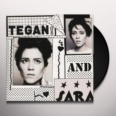Tegan & Sara GUILTY AS CHARGED / I RUN EMPTY Vinyl Record