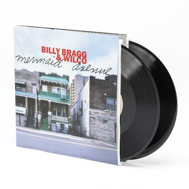 Billy Bragg MERMAID AVENUE Vinyl Record