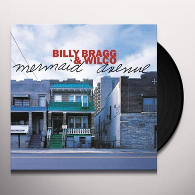Billy Bragg MERMAID AVENUE Vinyl Record