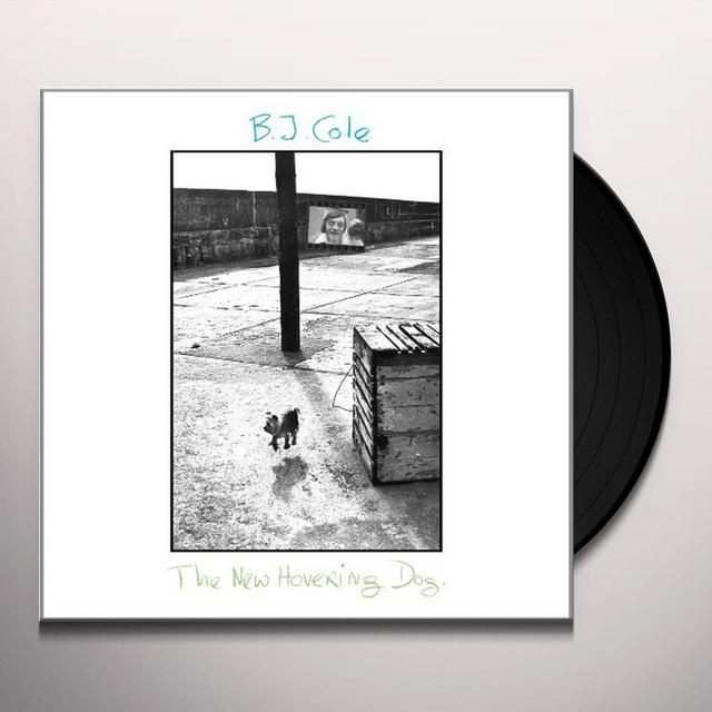 Bj Cole NEW HOVERING DOG Vinyl Record