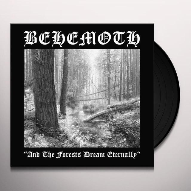 Behemoth & THE FORESTS DREAM ETERNALLY Vinyl Record