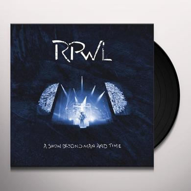 Rpwl SHOW BEYOND MAN & TIME Vinyl Record