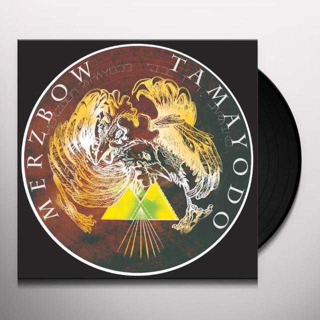 Merzbow TAMAYODO Vinyl Record