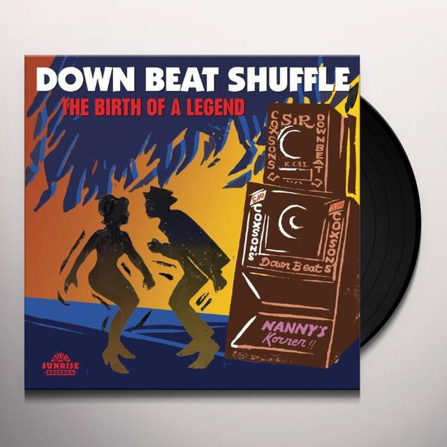 DOWNBEAT SHUFFLE: STUDIO ONE THE BIRTH OF A / VAR Vinyl Record