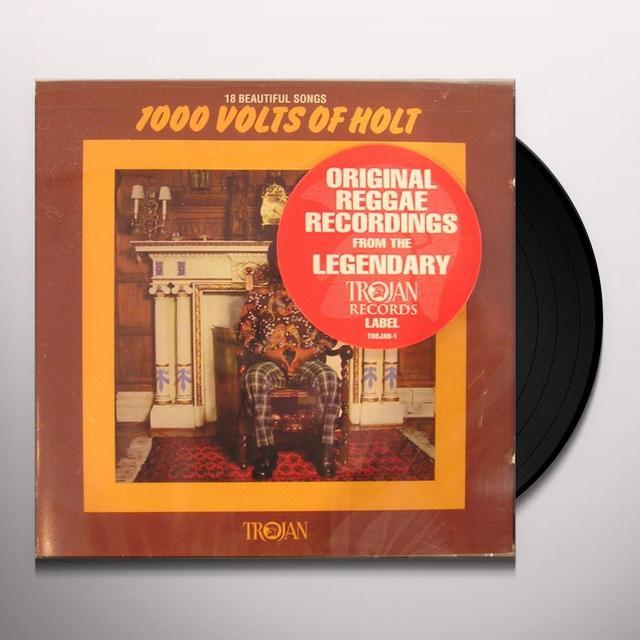 John Holt 1000 VOLTS OF HOLT Vinyl Record