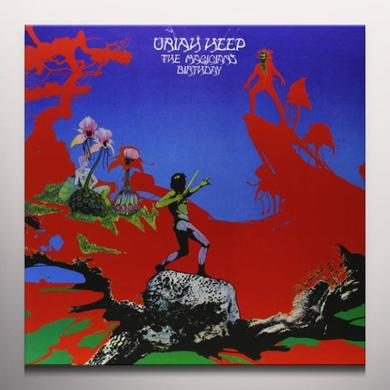 Uriah Heep MAGICIAN'S BIRTHDAY Vinyl Record - Colored Vinyl