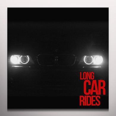 Kasim Keto LONG CAR RIDES Vinyl Record - Clear Vinyl