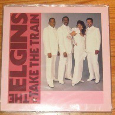 Elgins TAKE THE TRAIN Vinyl Record