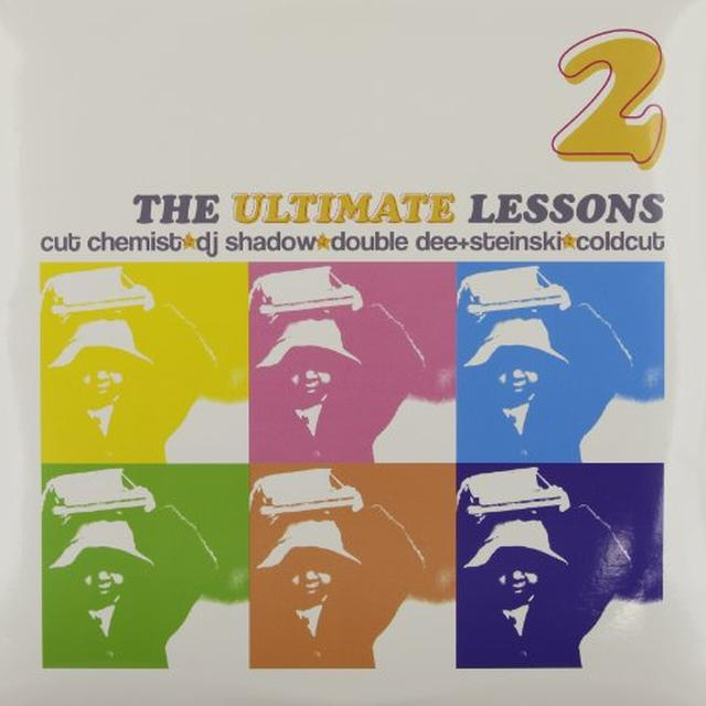 ULTIMATE LESSONS 2 / VARIOUS Vinyl Record