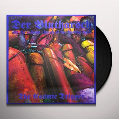 Der Blutharsch COSMIC TRIGGER (BONUS CD) Vinyl Record