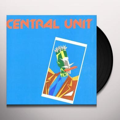 CENTRAL UNIT Vinyl Record