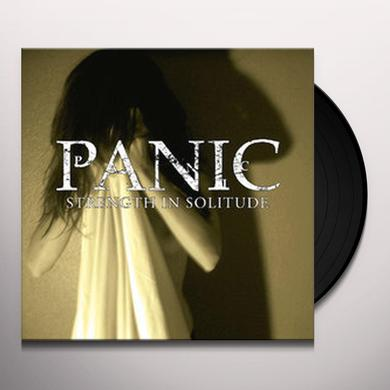 Panic STRENGTH IN SOLITUDE Vinyl Record