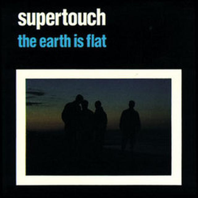Supertouch EARTH Vinyl Record