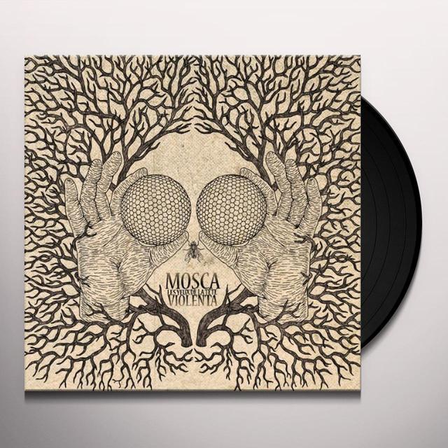 Les Yeux De La Tete MOSCA VIOLENTA Vinyl Record