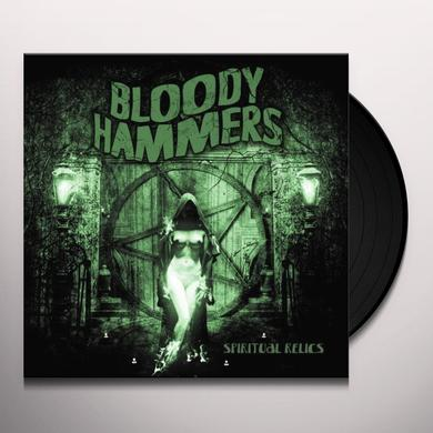 Bloody Hammers SPIRITUAL RELICS Vinyl Record