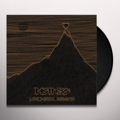 Distress LIFE DEATH REBIRTH Vinyl Record