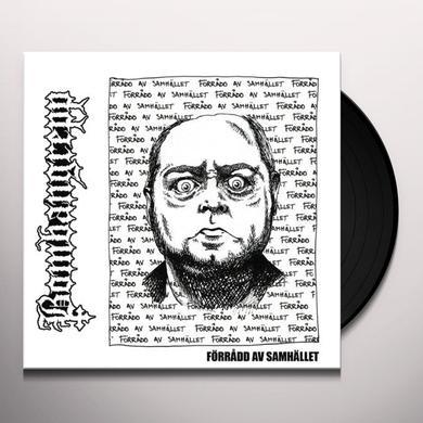 Bombangrepp FORRAFF AV SAMHALLET Vinyl Record