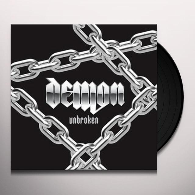 Demon UNBROKEN Vinyl Record
