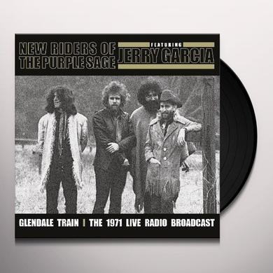 New Riders Of The Purple Sage GLENDALE TRAIN (Vinyl)