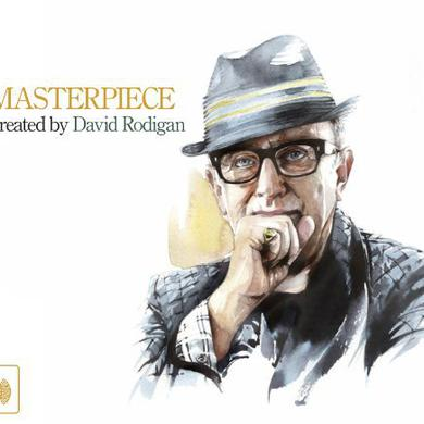 David Rodigan MASTERPIECE Vinyl Record
