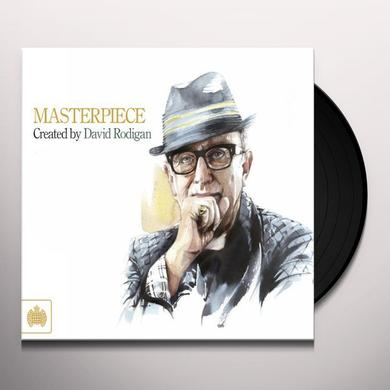 David Rodigan MASTERPIECE Vinyl Record - UK Import