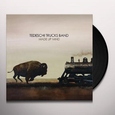 Tedeschi Trucks Band MADE UP MIND Vinyl Record - 180 Gram Pressing