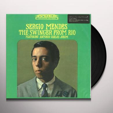 Sérgio Mendes SWINGER FROM RIO Vinyl Record