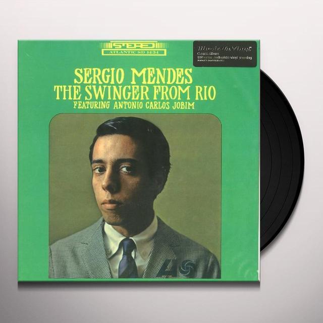 Sérgio Mendes SWINGER FROM RIO Vinyl Record - 180 Gram Pressing