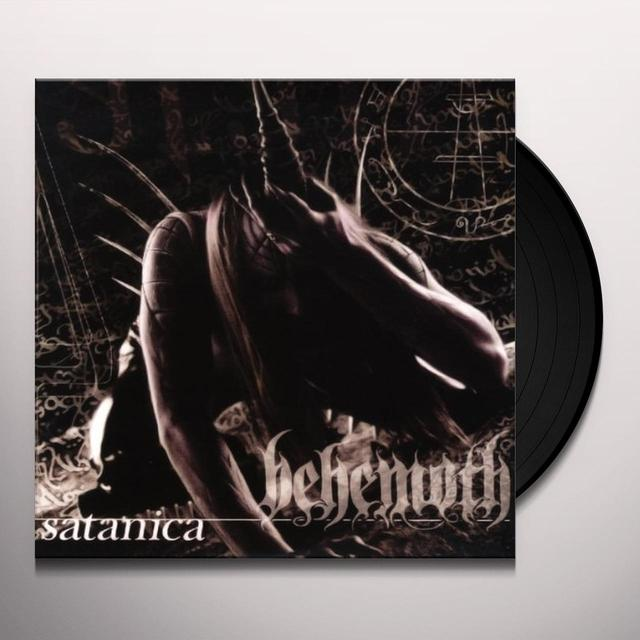 Behemoth SATANICA Vinyl Record
