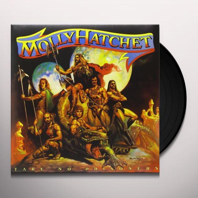 Molly Hatchet TAKE NO PRISONERS Vinyl Record