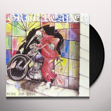 Grim Reaper FEAR NO EVIL Vinyl Record