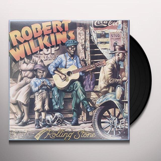 Robert Wilkins ORIGINAL ROLLING STONE Vinyl Record - 180 Gram Pressing