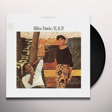 Miles Davis E.S.P. Vinyl Record