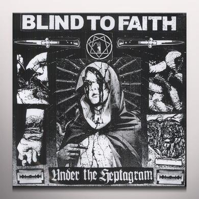 Blind To Faith UNDER THE HEPTAGRAM Vinyl Record