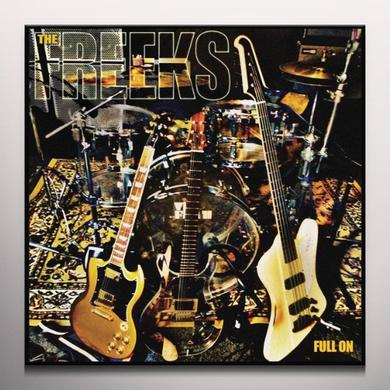 Freeks FULL ON Vinyl Record