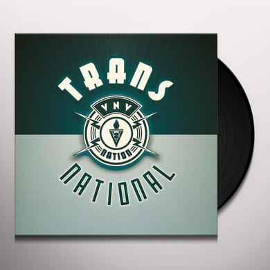 Vnv Nation TRANS NATIONAL Vinyl Record