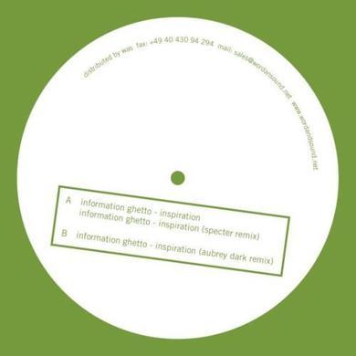 Information Ghetto INSPIRATION Vinyl Record