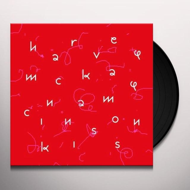 Harvey Mckay CINNAMON KISS Vinyl Record