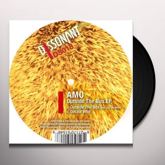 Amo OUTSIDE THE BOX Vinyl Record