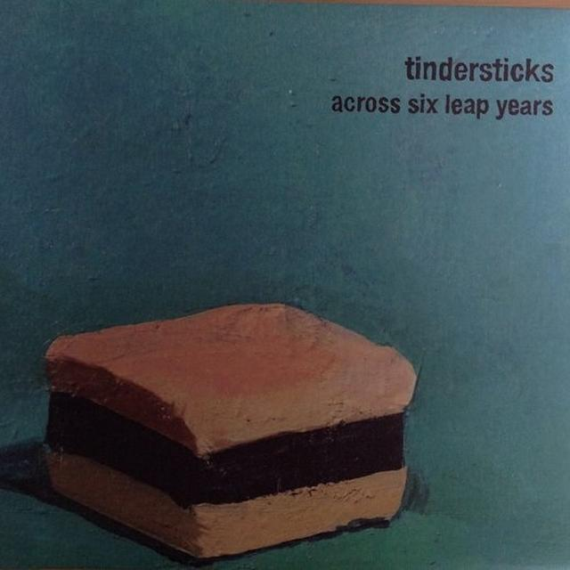 Tindersticks ACROSS SIX LEAP YEARS Vinyl Record
