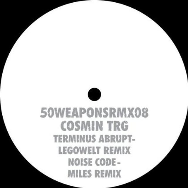 Cosmin Trg TERMINUS ABRUPT (EP) Vinyl Record