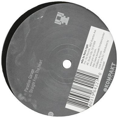 Harry Light STRAIGHT FROM THE HEART Vinyl Record